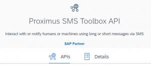 Where SAP & Proximus Enco io meet - Proximus EnCo Blog